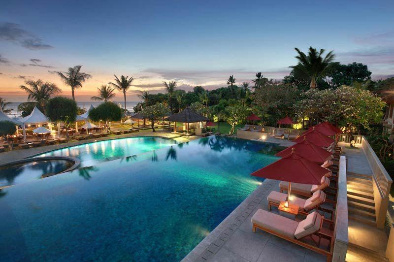zwembad van Bali Niksoma - Bali Niksoma - Indonesië - foto: Lokale agent