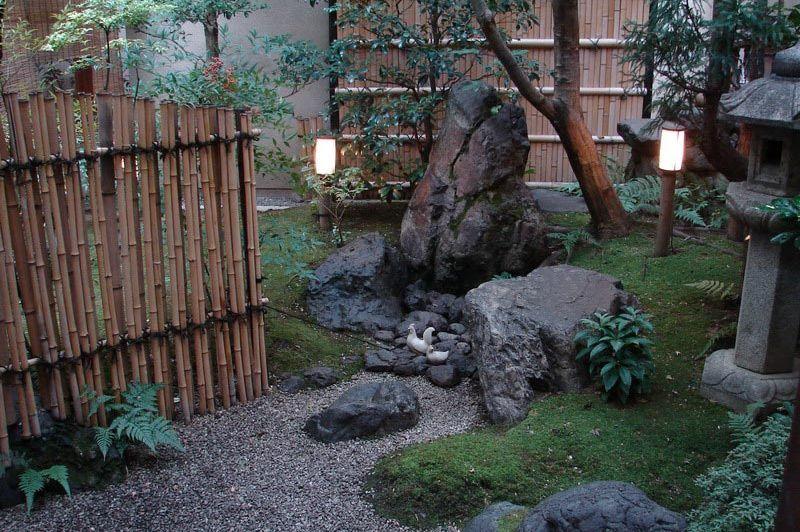 tuin - Kanamean Nishitomiya - Kyoto - Japan