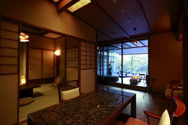 kamers Ginyu Ryokan - Hakone - Japan