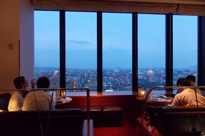restaurant Hotel Granvia Kyoto - Hotel Granvia Kyoto - Japan - foto: Floor Ebbers