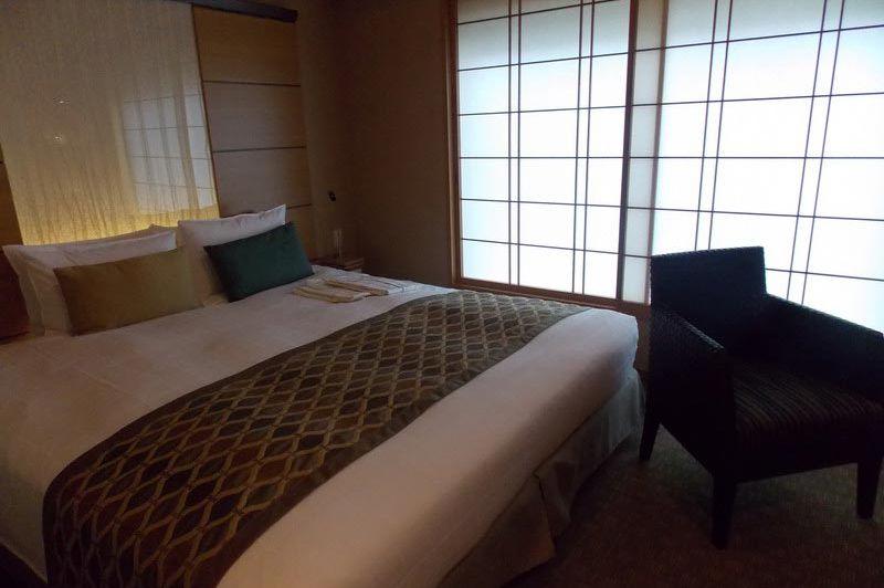 kamer in Hotel Niwa Tokyo - Hotel Niwa Tokyo - Japan - foto: Floor Ebbers