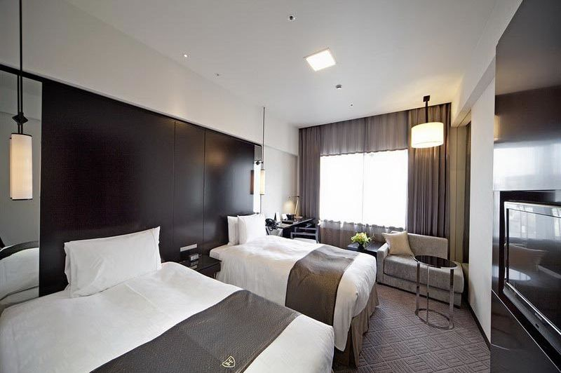 kamer in The Royal Park Hotel Kyoto - The Royal Park Hotel Kyoto - Japan - foto: Lokaal agent