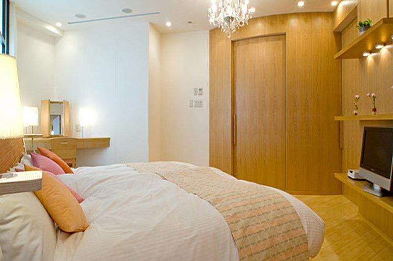 slaapkamer in Honjin Hiranoya Kachoan Takayama - Honjin Hiranoya Kachoan Takayama - Japan - foto: Lokaal agent