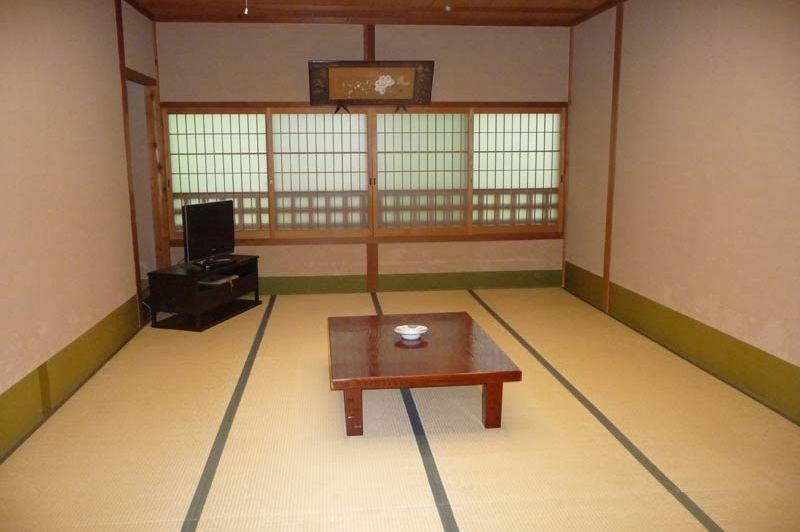 Kamer Fukuchi-in in Mount Koya - Fukuchi-in - Japan - foto: Floor Ebbers