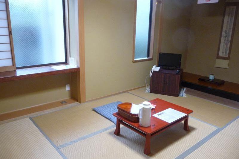 Kamer Nan-in in Mount Koya - Nan-in - Japan - foto: Floor Ebbers
