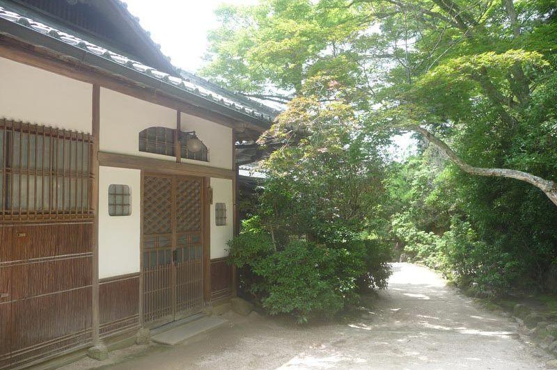 Kamer Iwaso in Miyajima - Iwaso - Japan - foto: Floor Ebbers