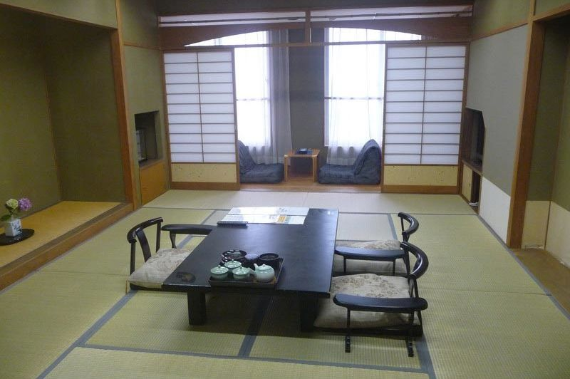 Kamer Hotel New Tsuruta in Beppu - Hotel New Tsuruta - Japan - foto: Floor Ebbers