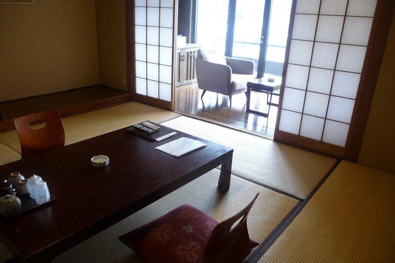Sanokaku in Aso - Sanokaku - Japan - foto: Floor Ebbers