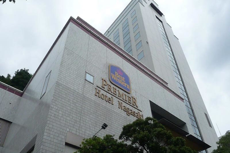 Best Western Premier Hotel in Nagasaki - Best Western Premier Hote - Japan - foto: Floor Ebbers