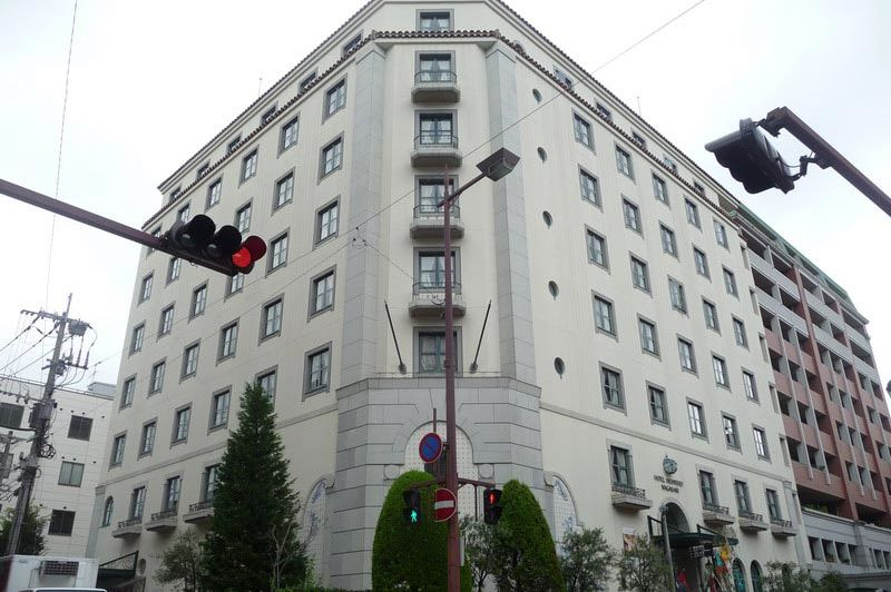 Hotel Monterey Nagasaki - Hotel Monterey - Japan - foto: Floor Ebbers