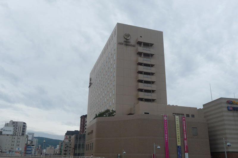 Hotel New Nagasaki - Hotel New Nagasaki - Japan - foto: Floor Ebbers