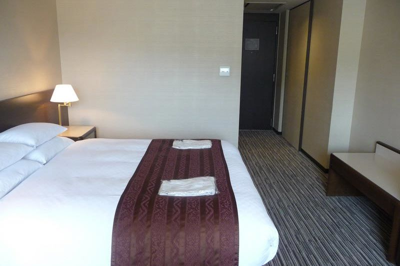 Double room Hotel New Nagasaki - Hotel New Nagasaki - Japan - foto: Floor Ebbers