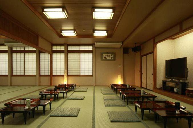 gezamenlijke ruimte bij Ryokan Murayama - Ryokan Murayama - Japan - foto: Ryokan Murayama