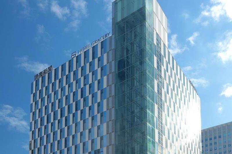 voorzijde van Hotel Gracery Sapporo - Hotel Gracery Sapporo - Japan - foto: Hotel Gracery Sapporo