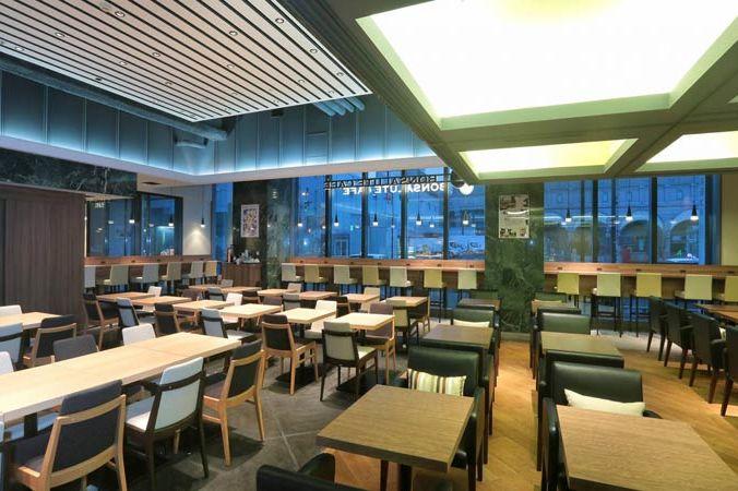 restaurant van Hotel Gracery Sapporo - Hotel Gracery Sapporo - Japan - foto: Hotel Gracery Sapporo