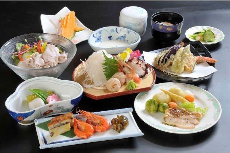 maaltijden van Kitafukuro - Kitafukuro - Japan - foto: Kitafukuro
