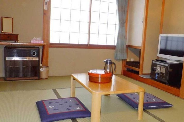 - foto: Minshuku Iwatakan