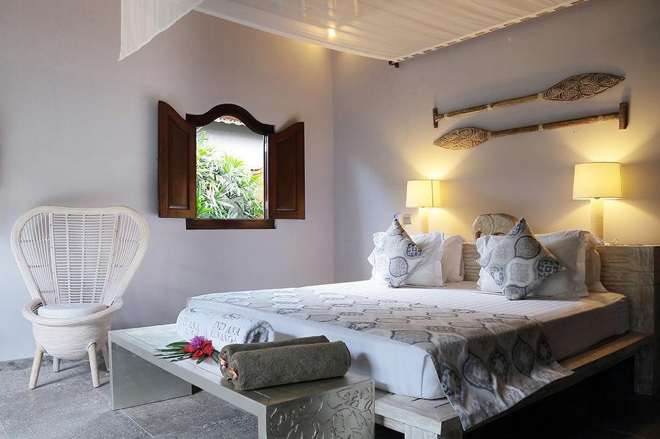 kamer - Indiana Kenanga Hotel - Nusa Lembongan - Bali - Indonesië - foto: Indiana Kenanga Hotel