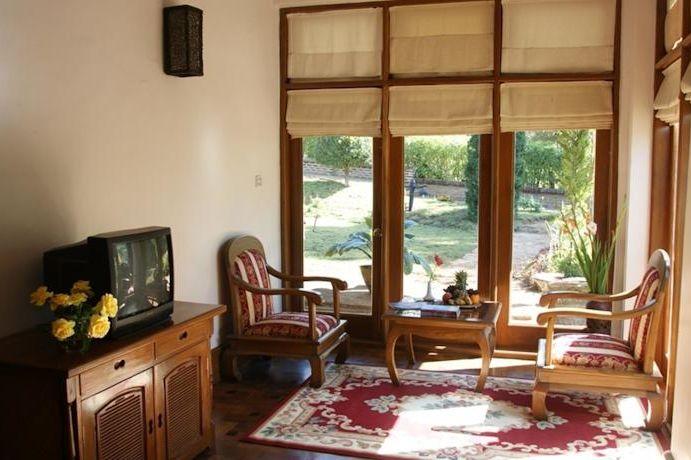 kamer - Royal Parkview Hotel - Pyin Oo Lwin - Myanmar - foto: Royal Parkview Hotel