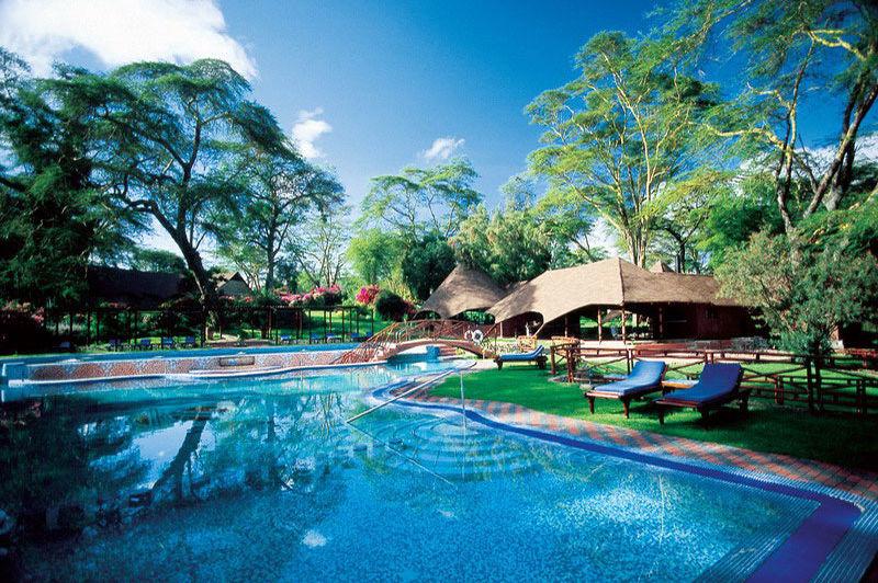 zwembad - Lake Naivasha Sopa Lodge - Lake Naivasha - Kenia