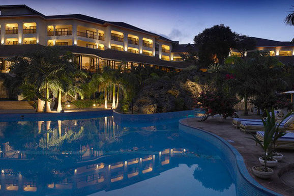 Diani Reef Resort & Spa - Diani Reef Resort & Spa - Mombasa - Kenia