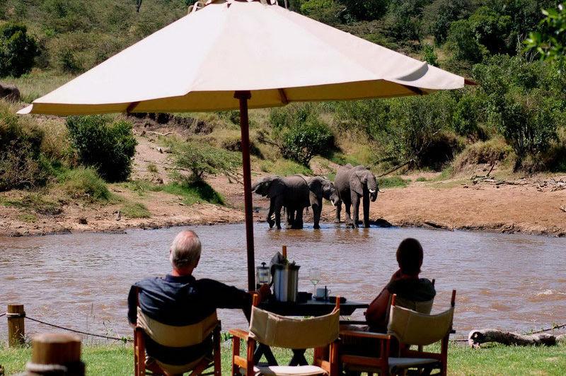 Karen Blixen Camp - Karen Blixen Camp - Masai Mara - Kenia