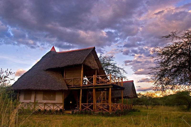 Severin Safari Camp Suite Tent - Severin Safari Camp - Tsavo West - Kenia