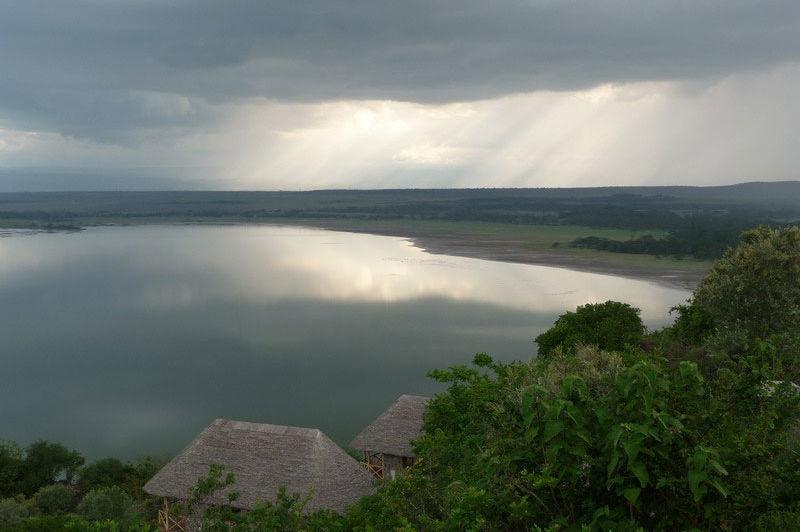 Sunbird Lodge - Sunbird Lodge - Lake Elementaita - Kenia