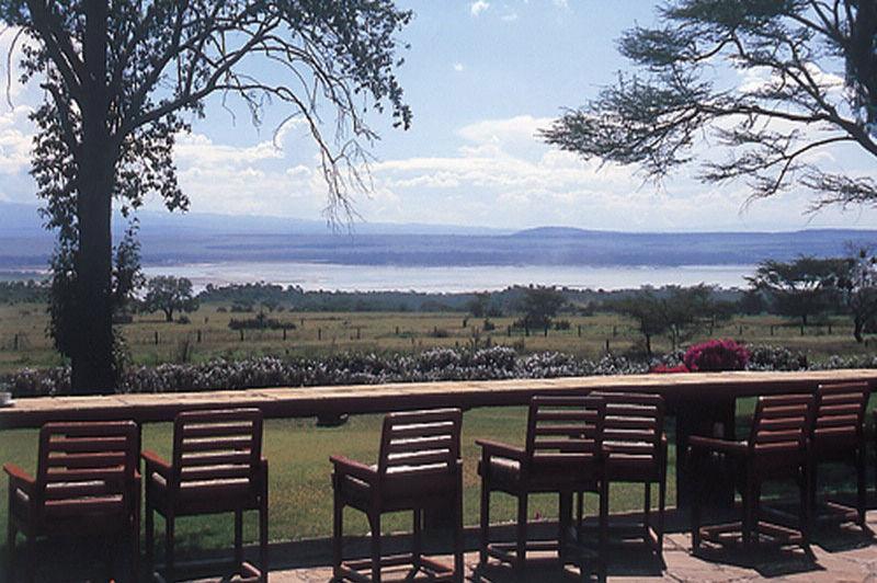 terras - Lake Elementaita Lodge - Kenia