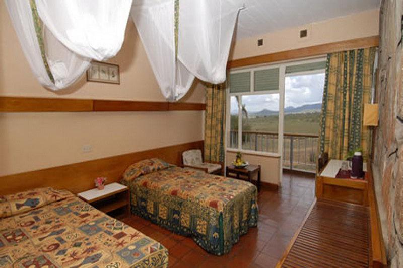 kamer - Ngulia Safari Lodge - Kenia