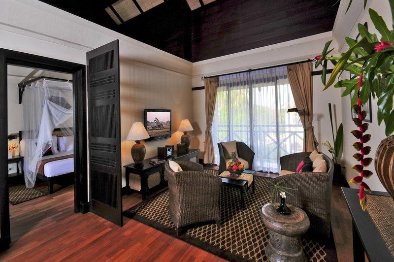 kamer - Ansara hotel - Vientiane - Laos
