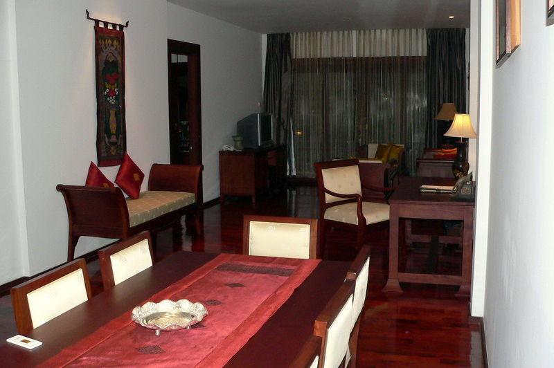 suite - Green Park Boutique hotel - Vientiane - Laos
