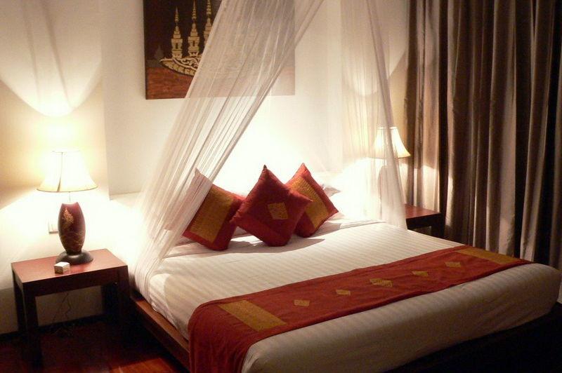 kamer - Green Park Boutique hotel - Vientiane - Laos