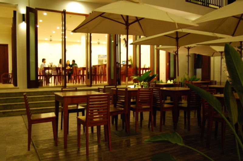 terras - Sabaidee @ Lao hotel - Vientiane - Laos