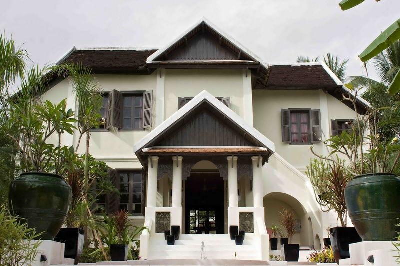 vooraanzicht - Villa Maly - Luang Prabang - Laos