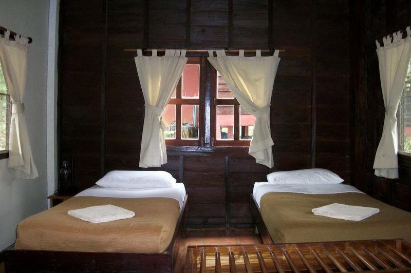 kamer - Tad Fane Resort - Bolaven - Laos