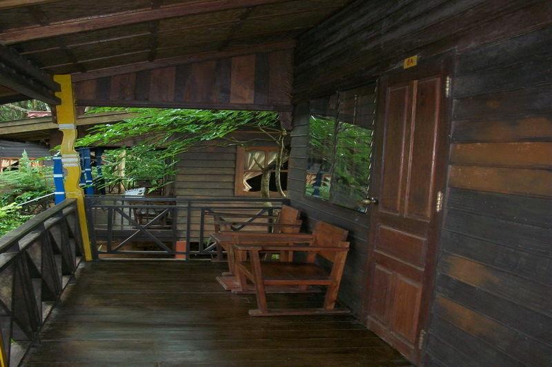 restaurant - Tad Fane Resort - Bolaven - Laos