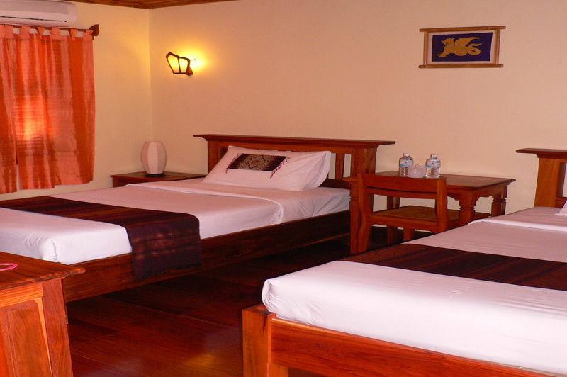 kamer2 - Villa Saykham - Luang Prabang - Laos