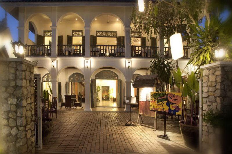 aanzicht - Villa Santi Hotel - Laos