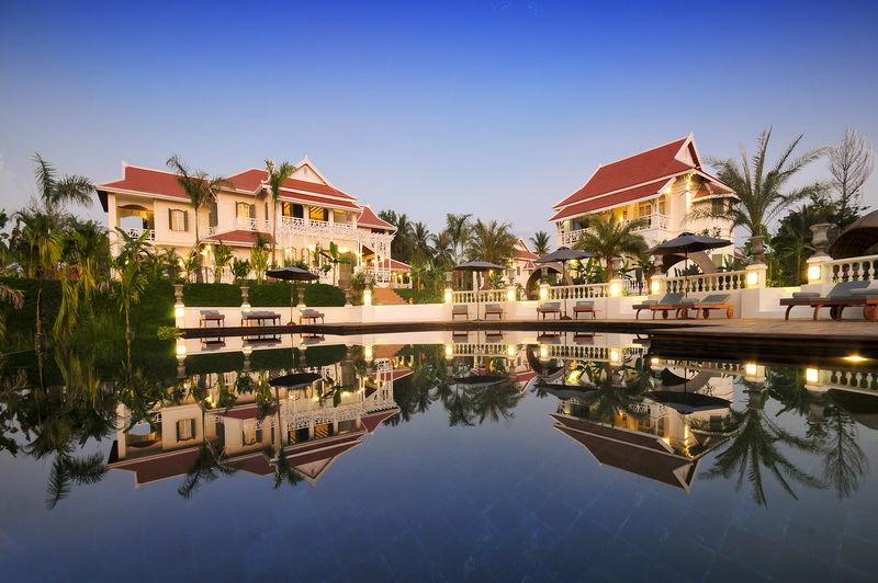 aanzicht The Luang Say Residence - Luang Prabang - Laos