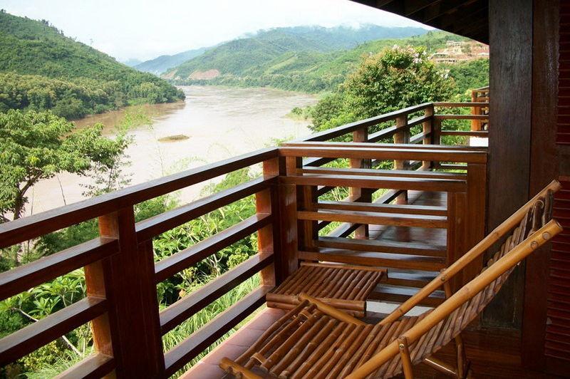 veranda Pak Beng Lodge - Pak Beng Lodge - Laos