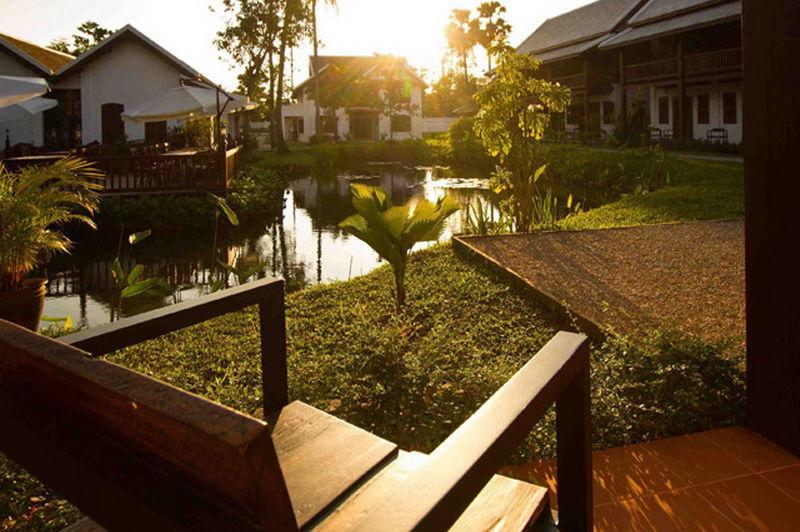 Sanctuary Hotel - Laos - foto: Tim Berentsen