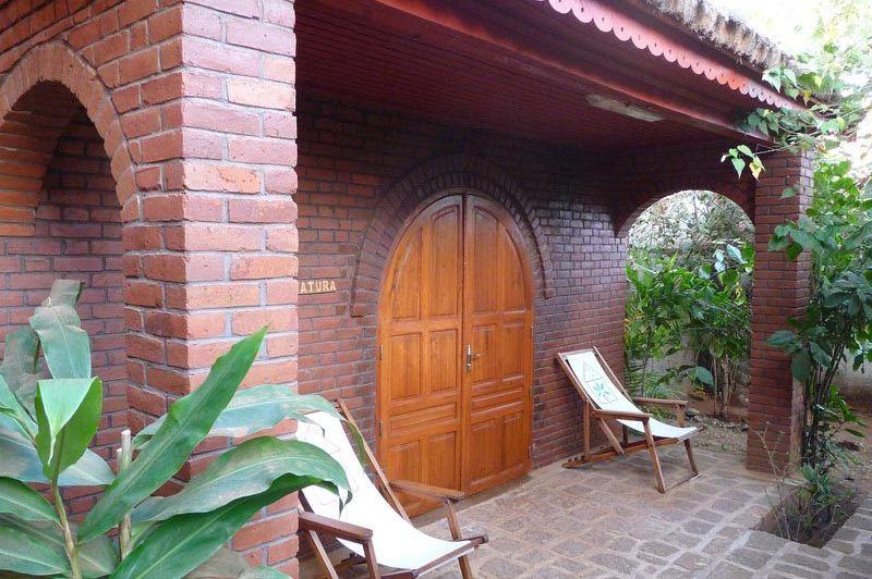 veranda - Chambres du Voyageur - Antsirabe - Madagaskar