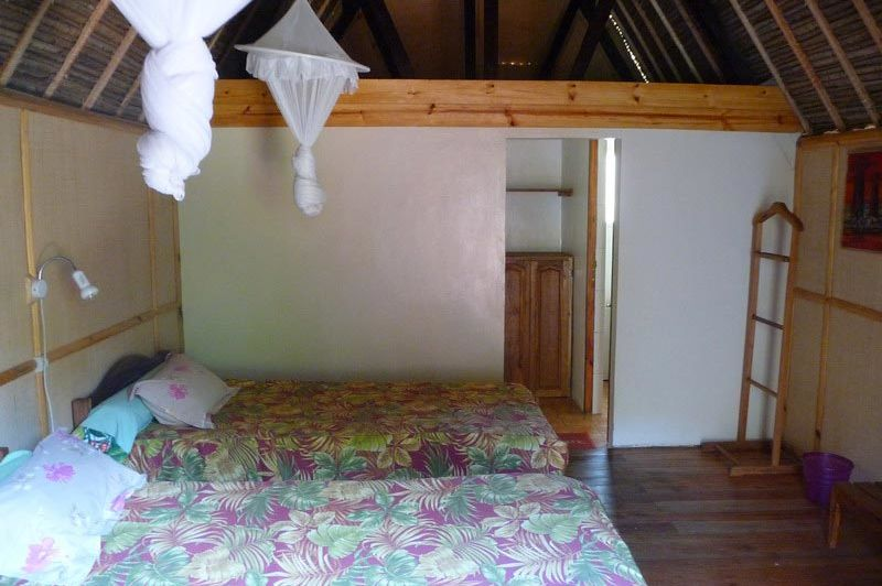 kamer binnen - Feon'ny Ala - Adasibe - Madagaskar