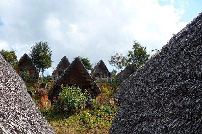bungalows - Feon'ny Ala - Adasibe - Madagaskar