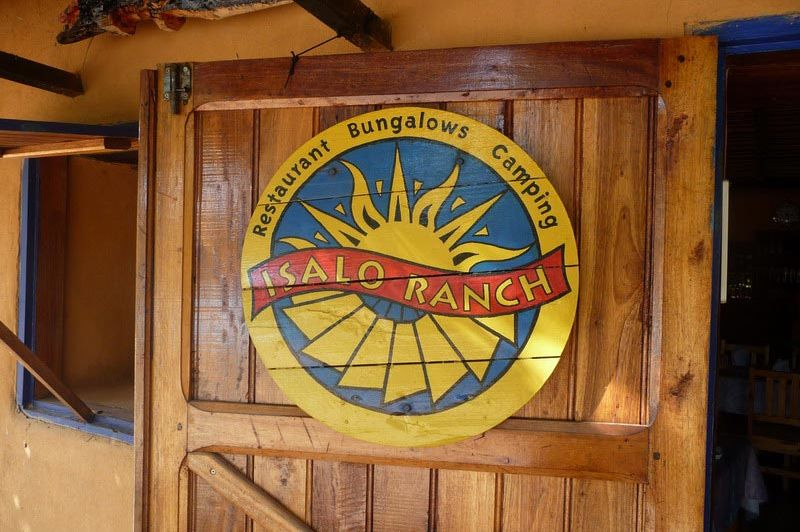 logo - Isalo Ranch - Isalo N.P. - Madagaskar