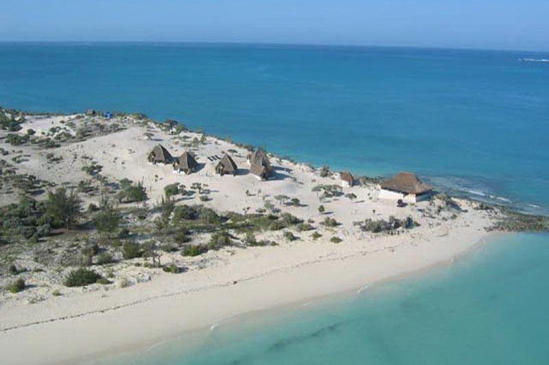luchtfoto - Salaray Bay Lodge - Salary - Madagaskar
