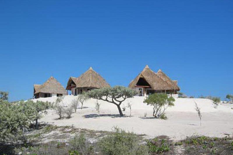 bungalows - Salaray Bay Lodge - Salary - Madagaskar