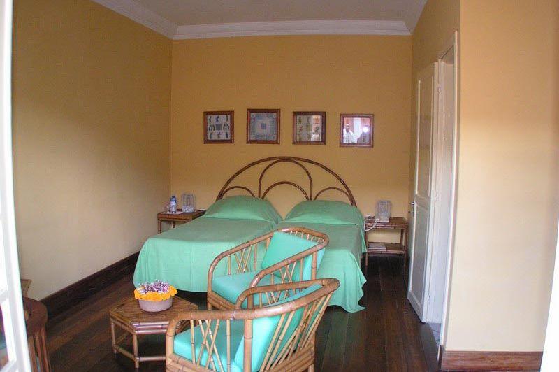 kamer - Tsara Guest House - Fianarantsoa - Madagaskar