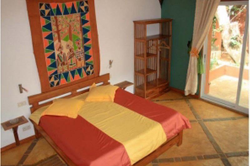hotelkamer - Au Bois Vert - Antananarivo - Madagaskar